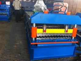 Corrugated Metal Roofing Machine