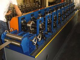 Window Frame Box Forming Machine